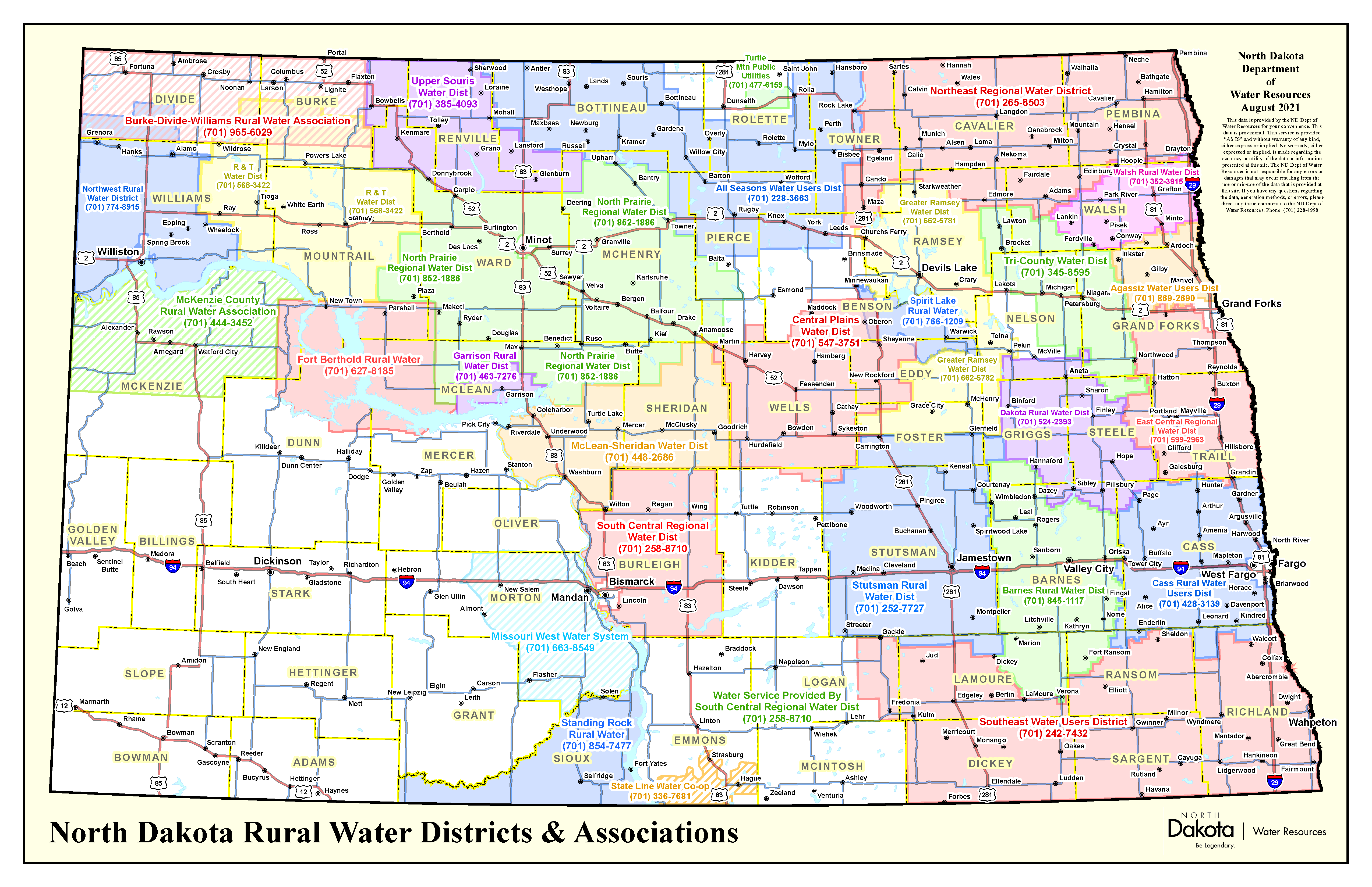 North Dakota Rural Water Systems ociation - Listing on keene vermont map, grassy butte nd map, keene state college area map, keene nd, keene city map, keene california map, keene nh map, keene north dakota weather, miami postal code map,